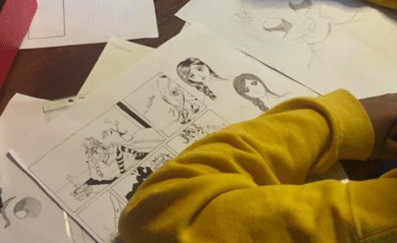 Atelier-Manga
