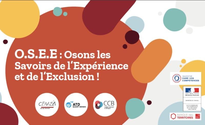 Seine-Saint-Denis : L'OSEE, un programme expérimental d'insertion socio professionnelle