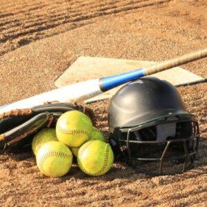 Softball-casque-balle