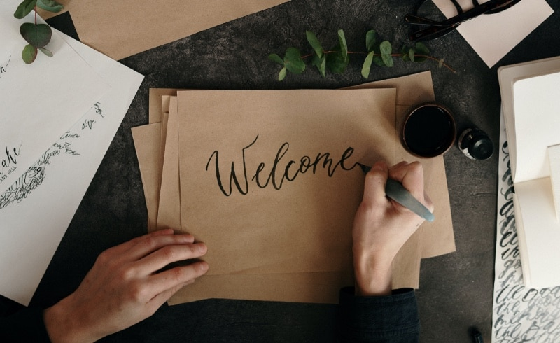 calligraphie-welcome