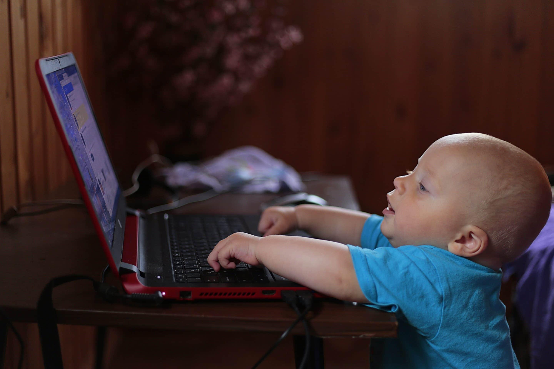 ATELIER enfant ordinateur
